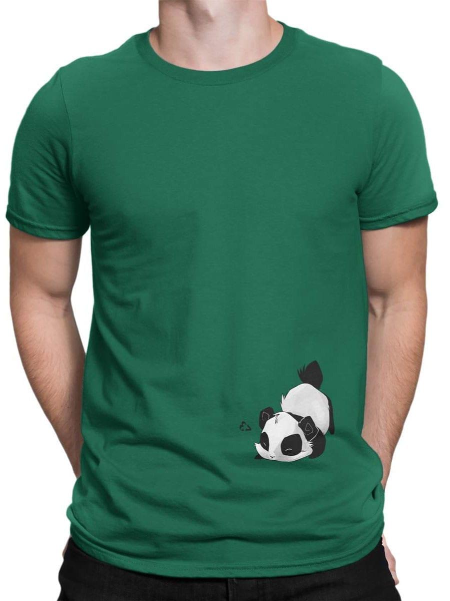1994 Cute Panda T Shirt Front Man