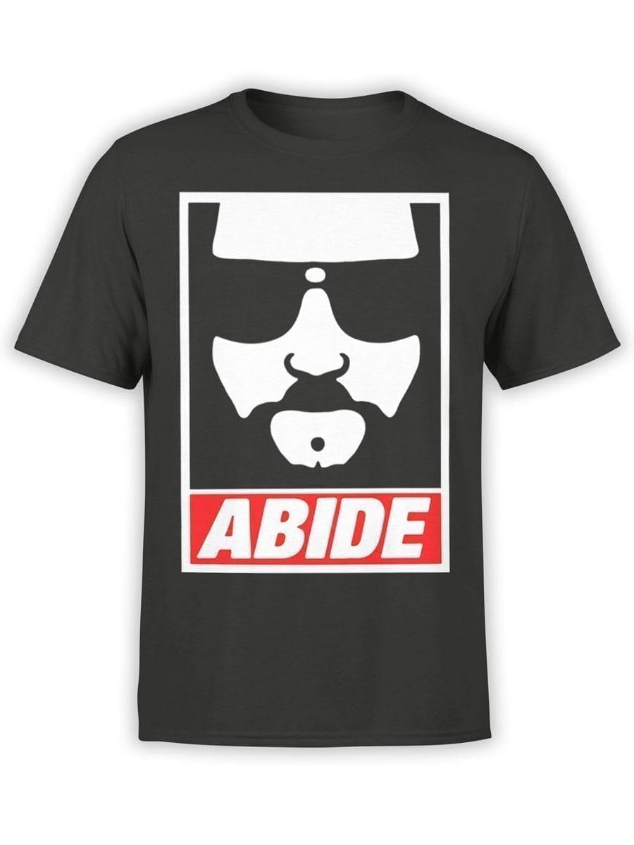 1997 Abide T Shirt Front