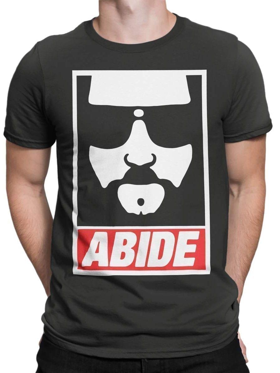 1997 Abide T Shirt Front Man