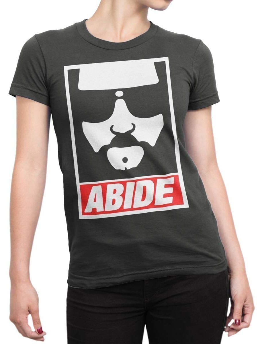 1997 Abide T Shirt Front Woman