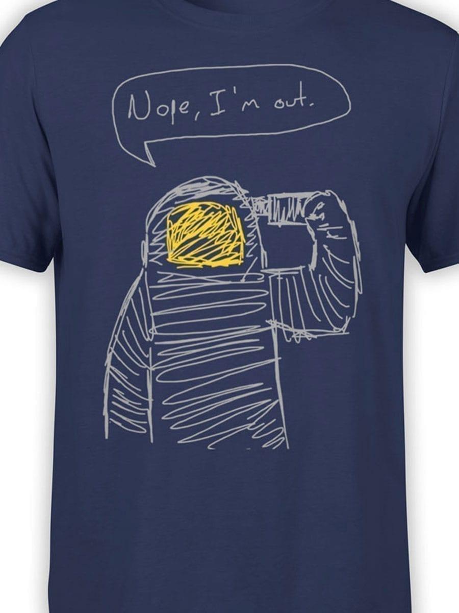 1998 I am Out T Shirt Front Color
