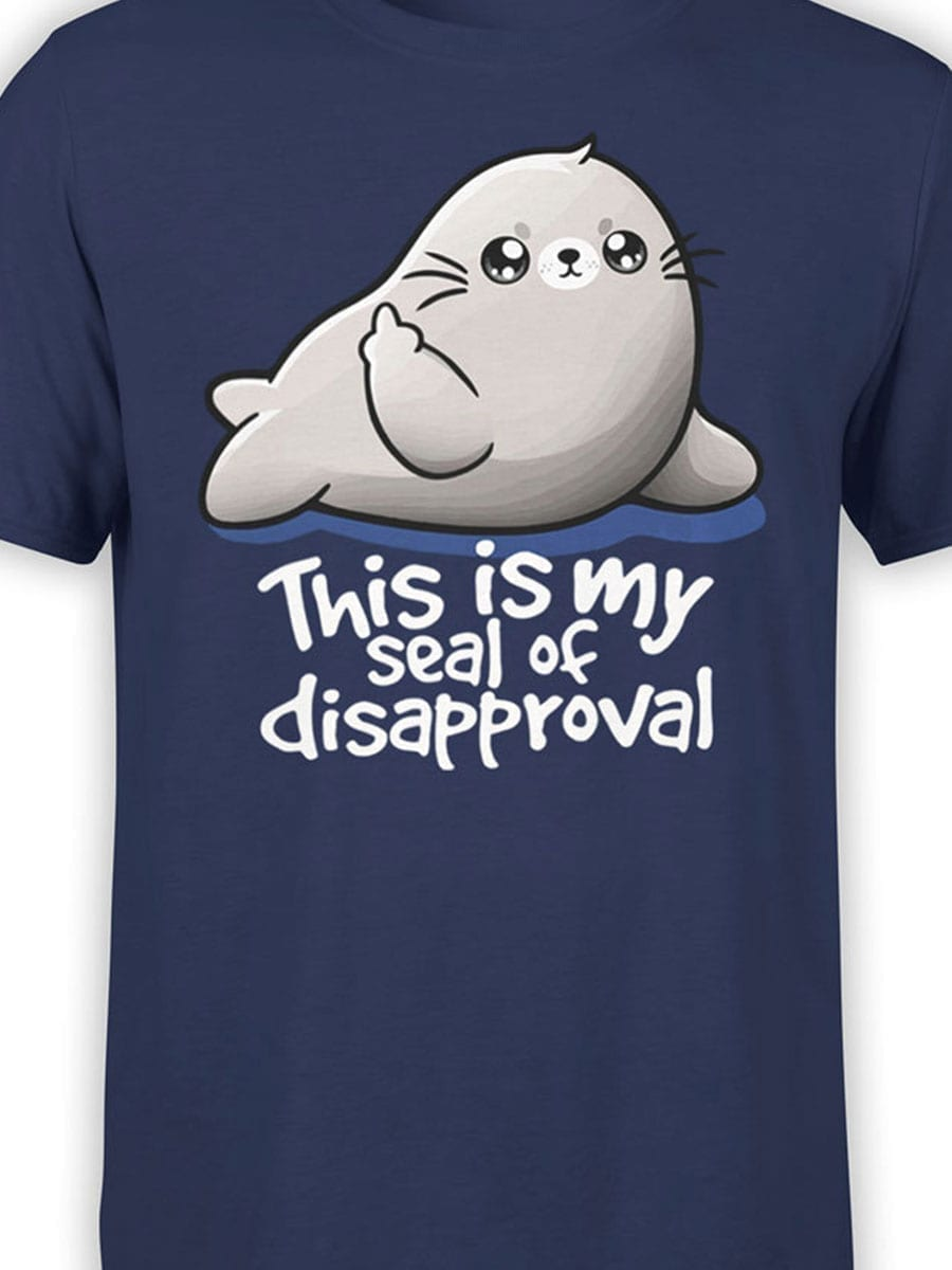 2001 Disapproval T Shirt Front Color