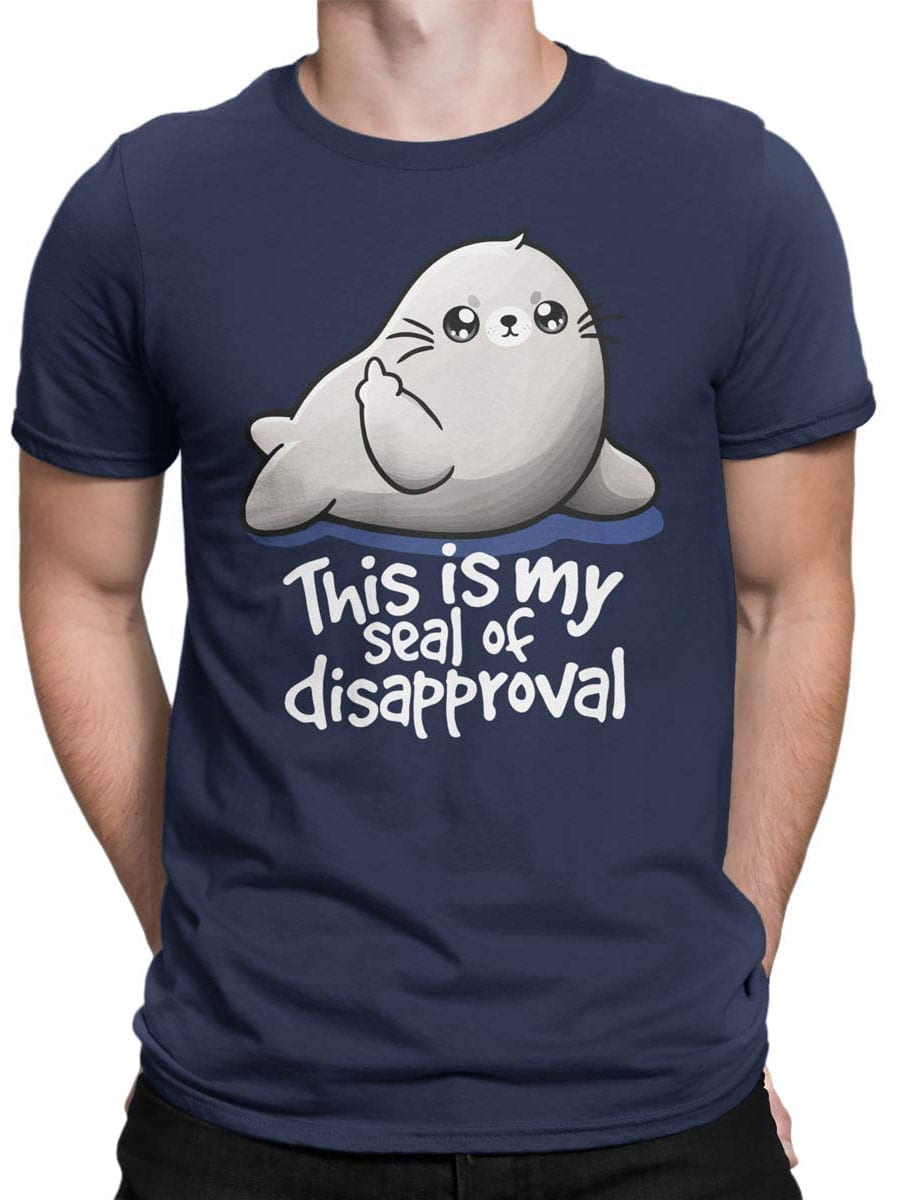 2001 Disapproval T Shirt Front Man