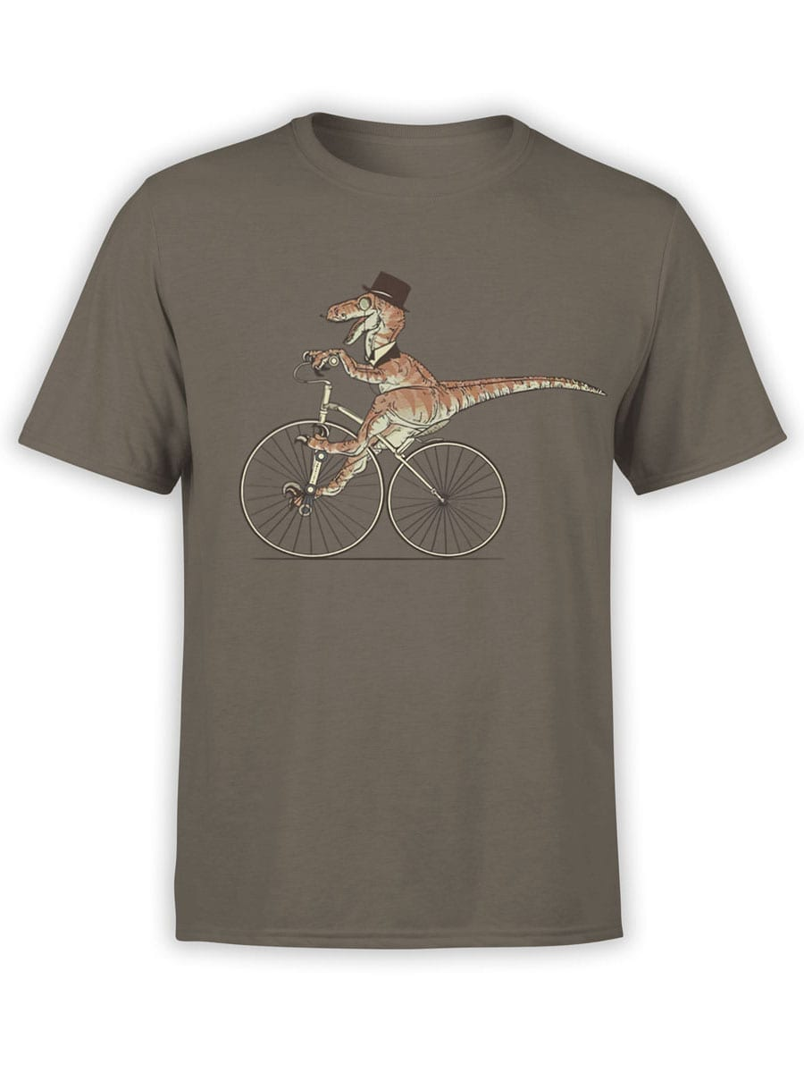 2002 VeloDino T Shirt Front