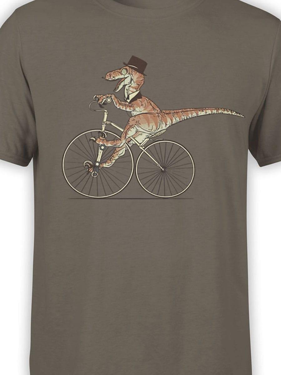 2002 VeloDino T Shirt Front Color