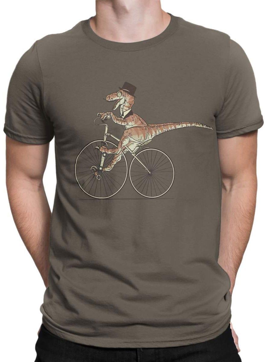 2002 VeloDino T Shirt Front Man