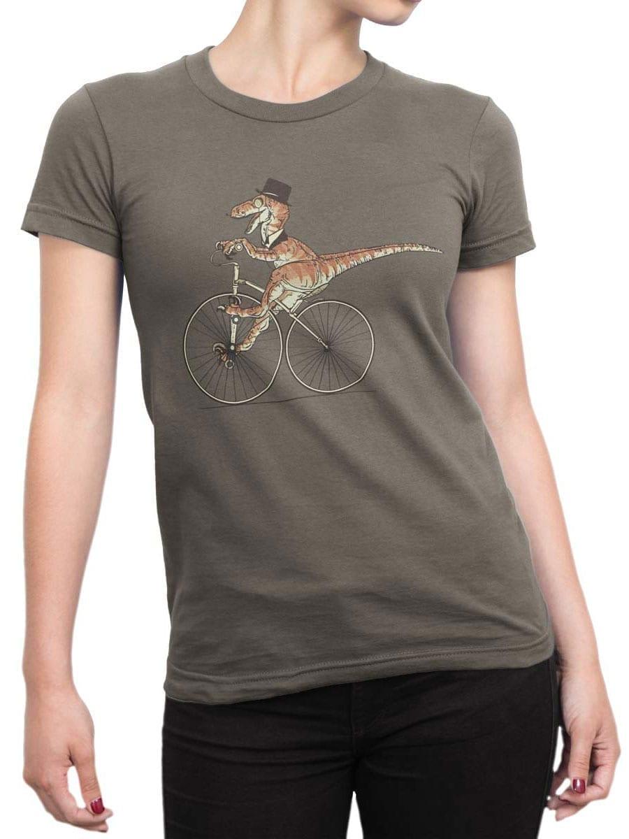 2002 VeloDino T Shirt Front Woman