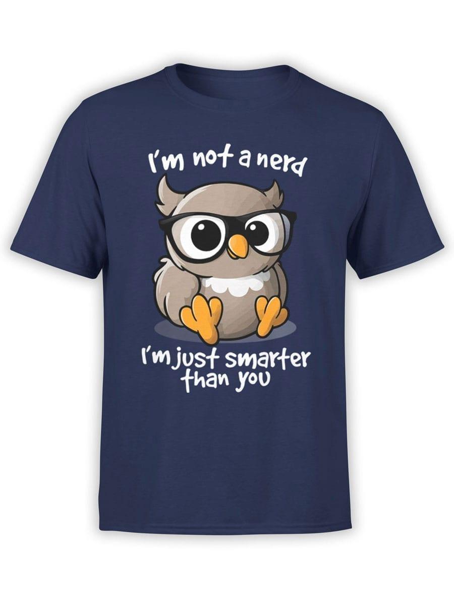 2007 Nerd Owlet T Shirt Front