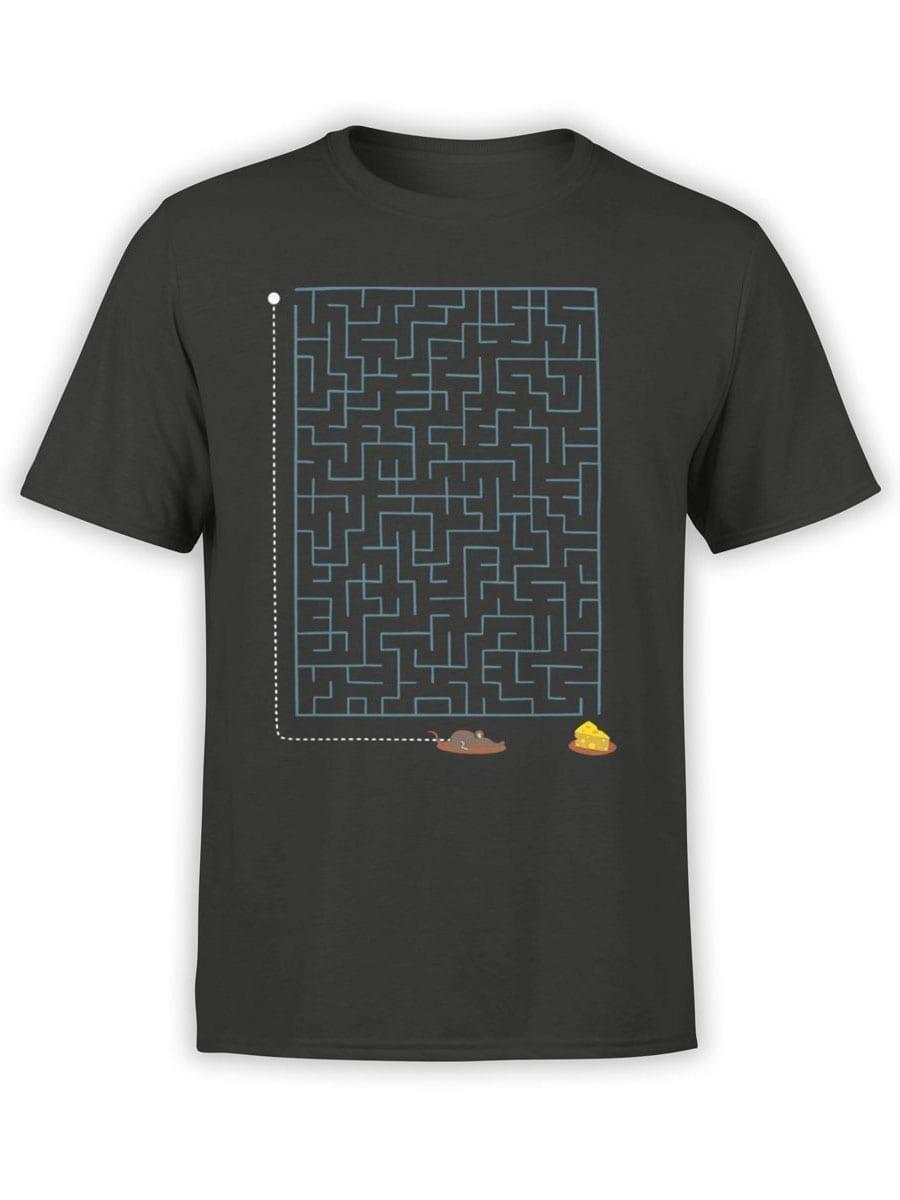 2008 Labirint T Shirt Front