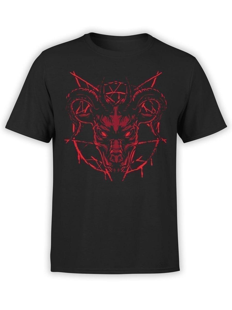 2013 Devil T Shirt Front