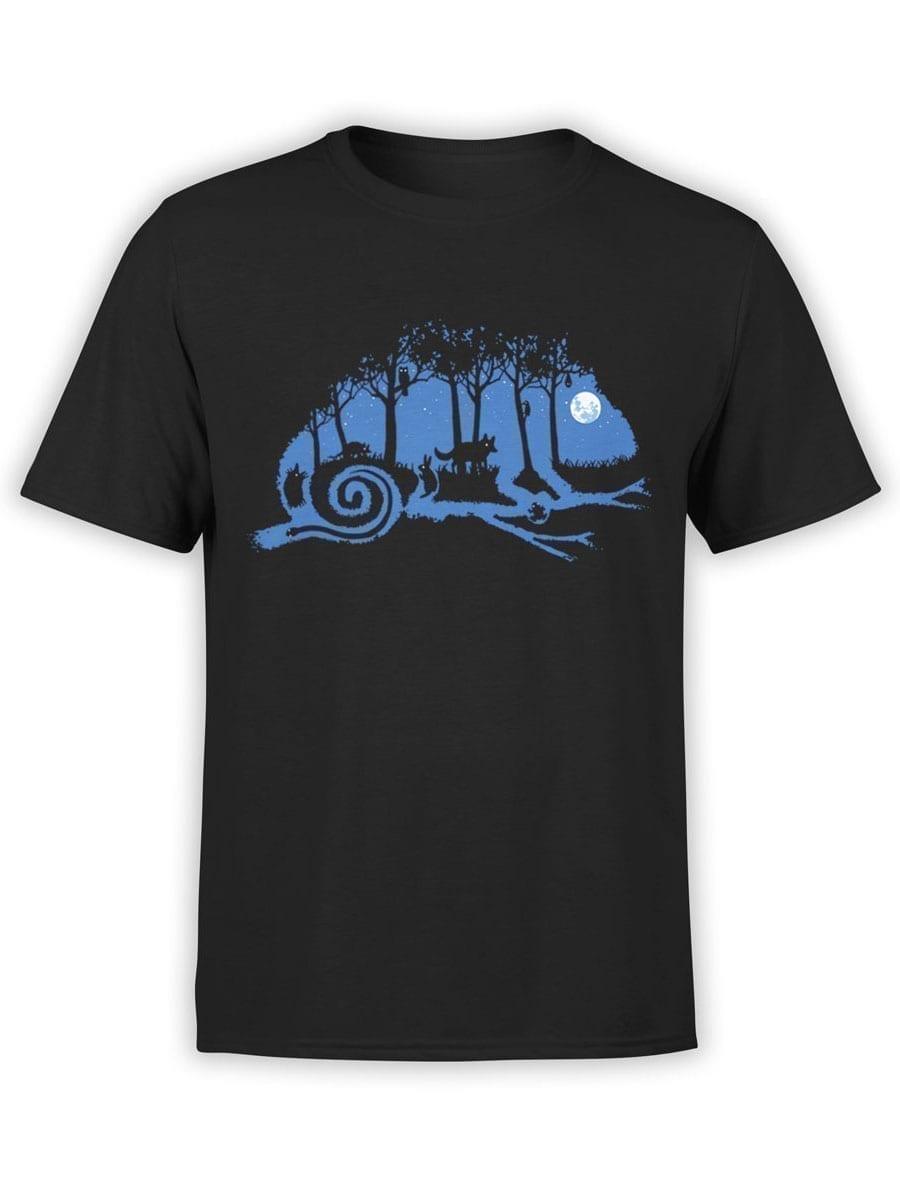 2014 Chameleon Night T Shirt Front