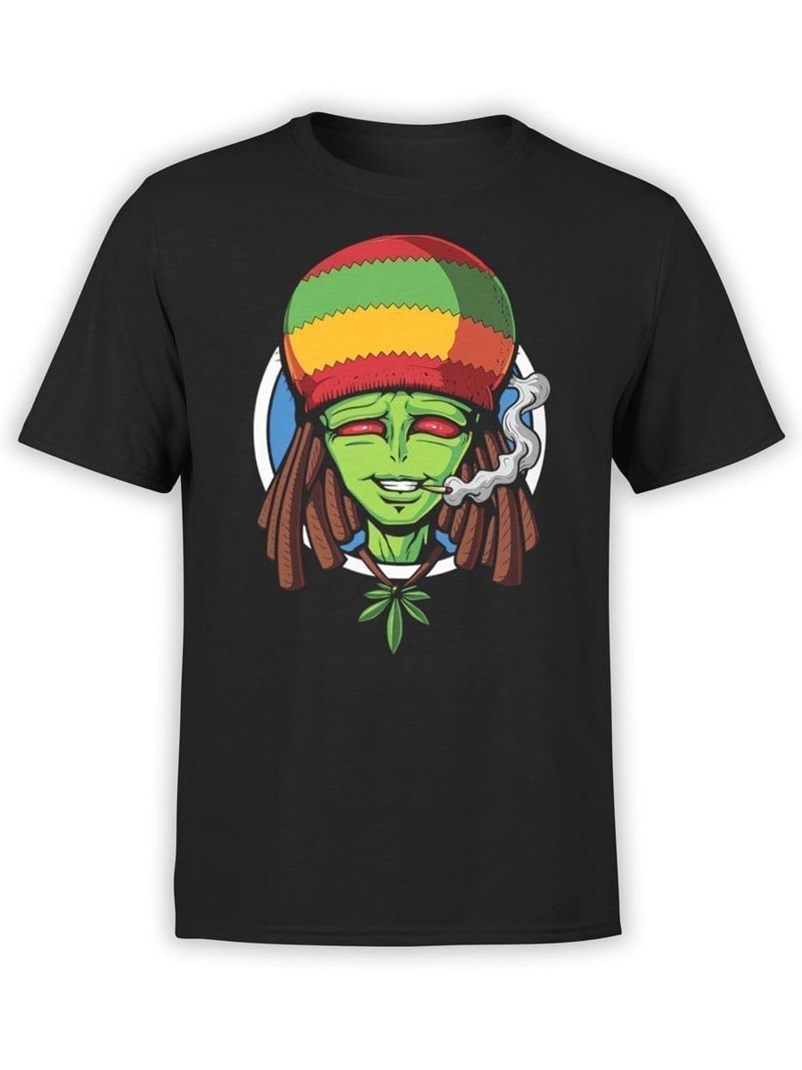 2015 Rastalien T Shirt Front