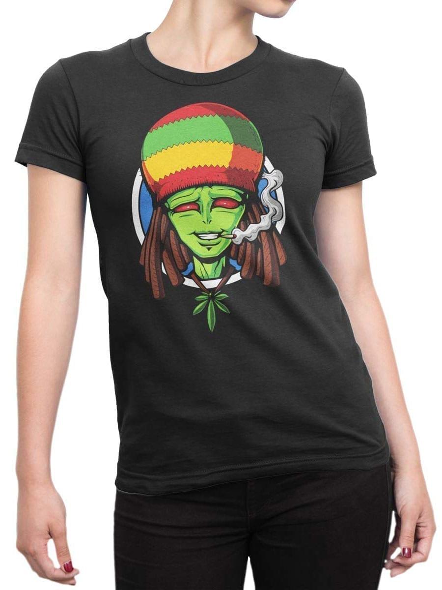 2015 Rastalien T Shirt Front Woman