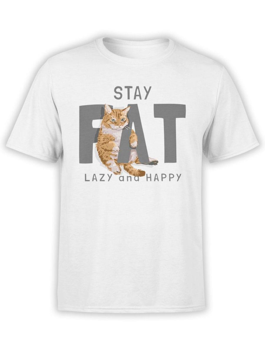 2019 Fat Cat T Shirt Front