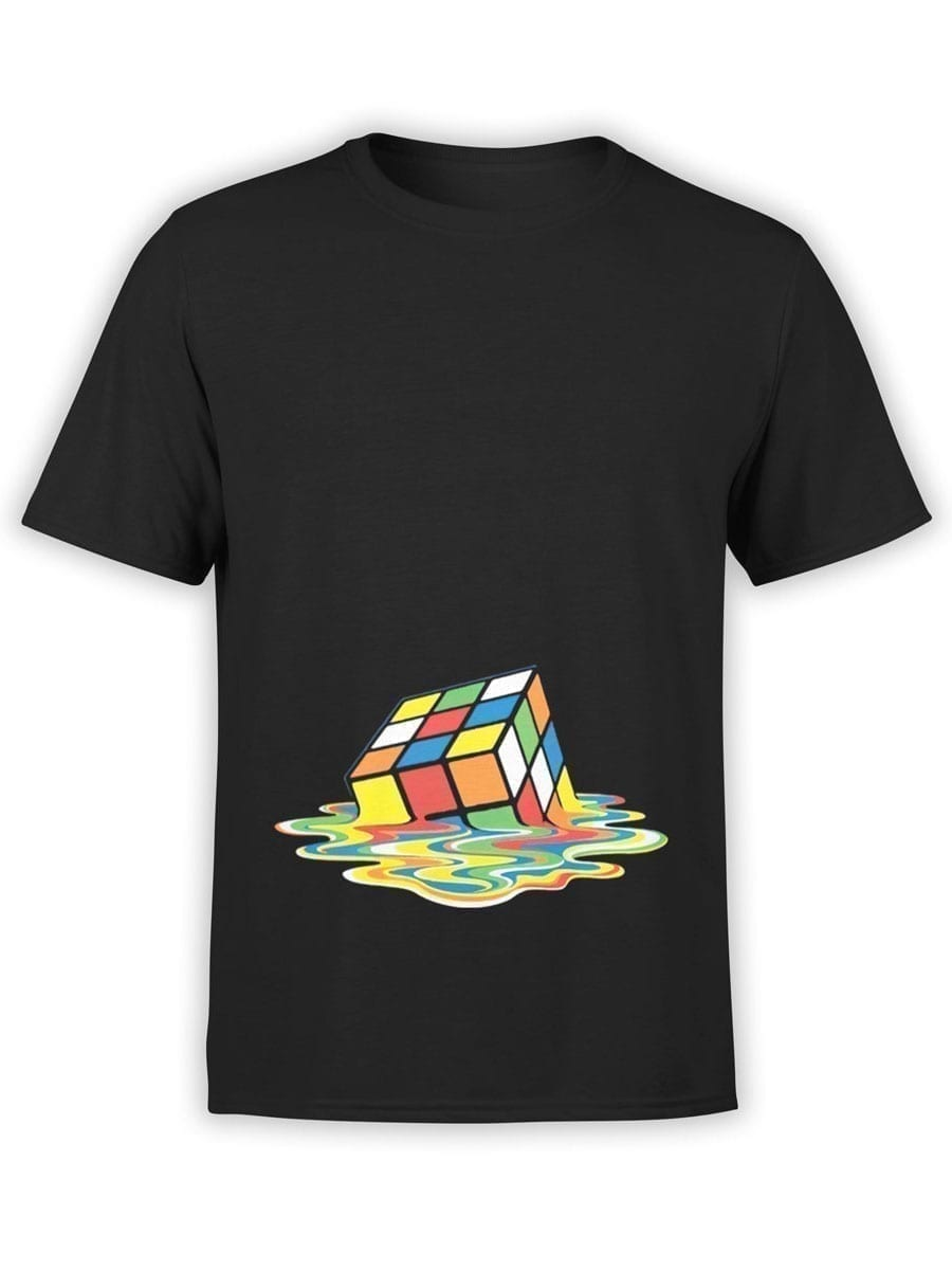 2024 Melted T Shirt Front