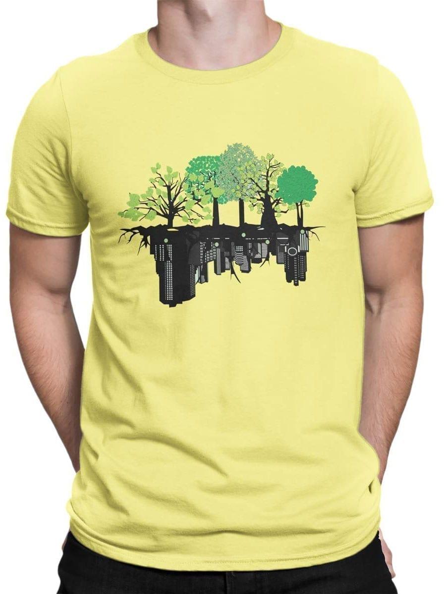 2027 Mirror T Shirt Front Man