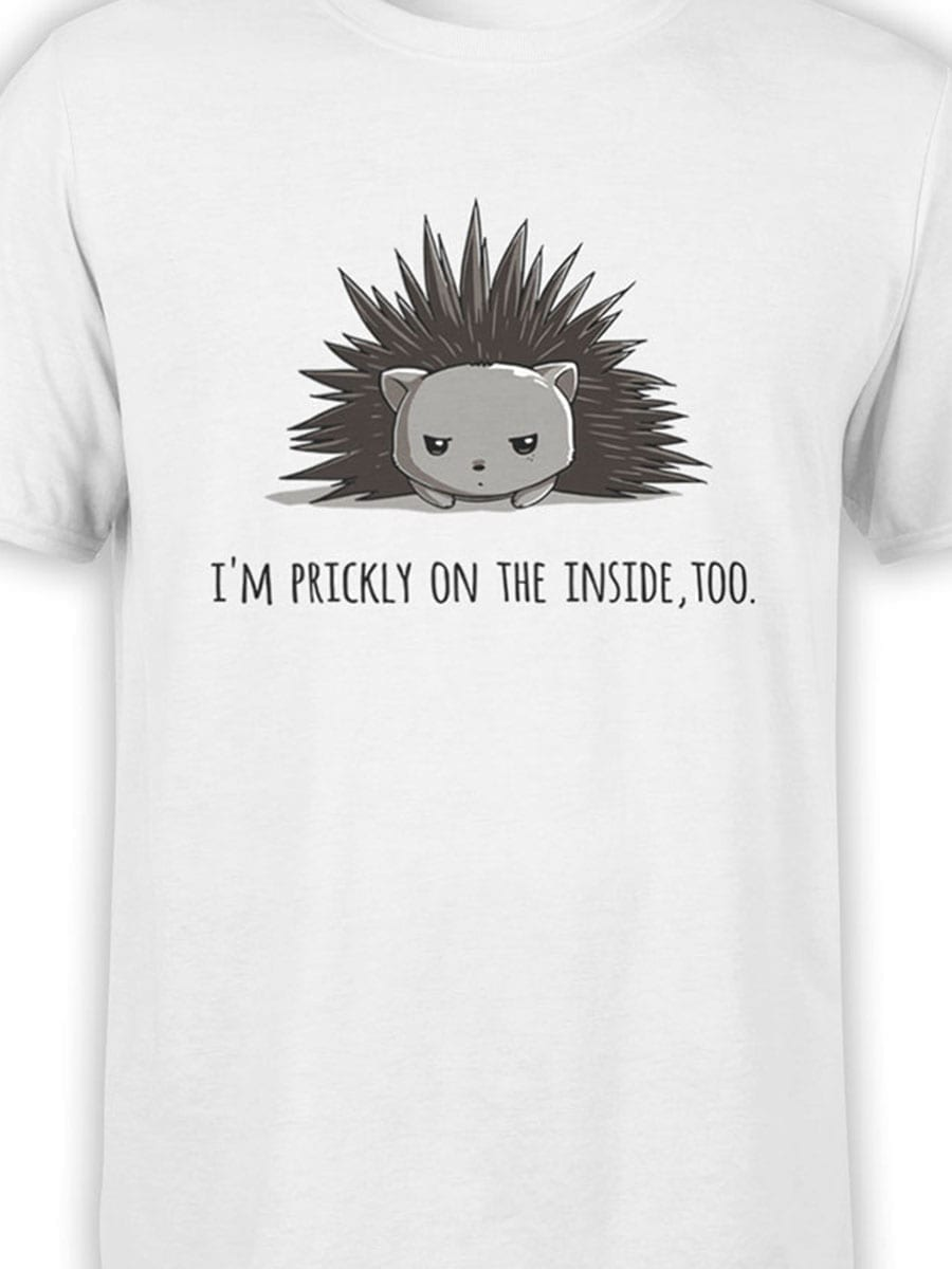 2028 Prickly T Shirt Front Color