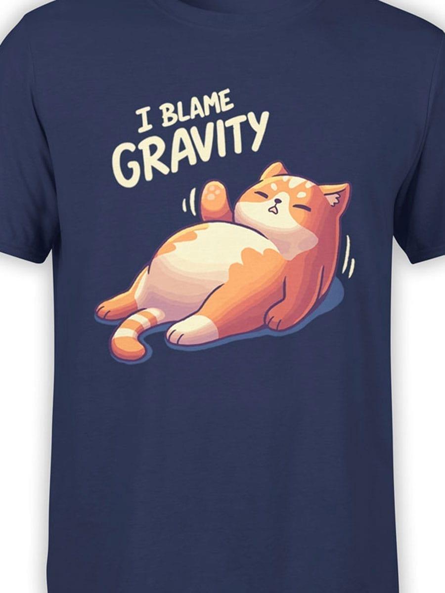 2033 Gravity T Shirt Front Color