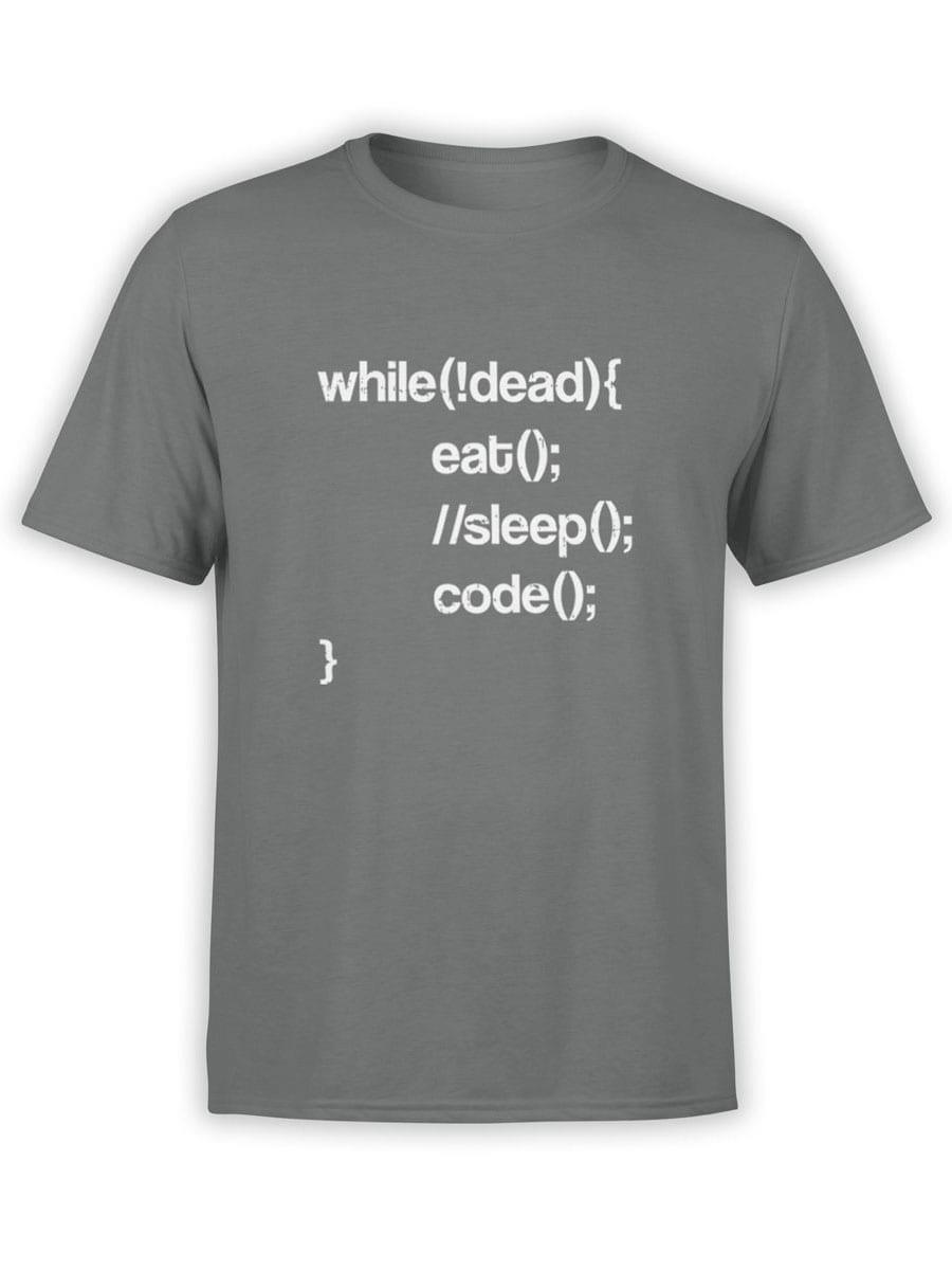 2035 Programmer T Shirt Front