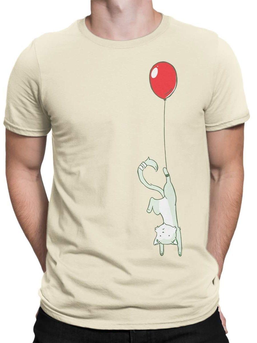 2040 Flying Cat T Shirt Front Man