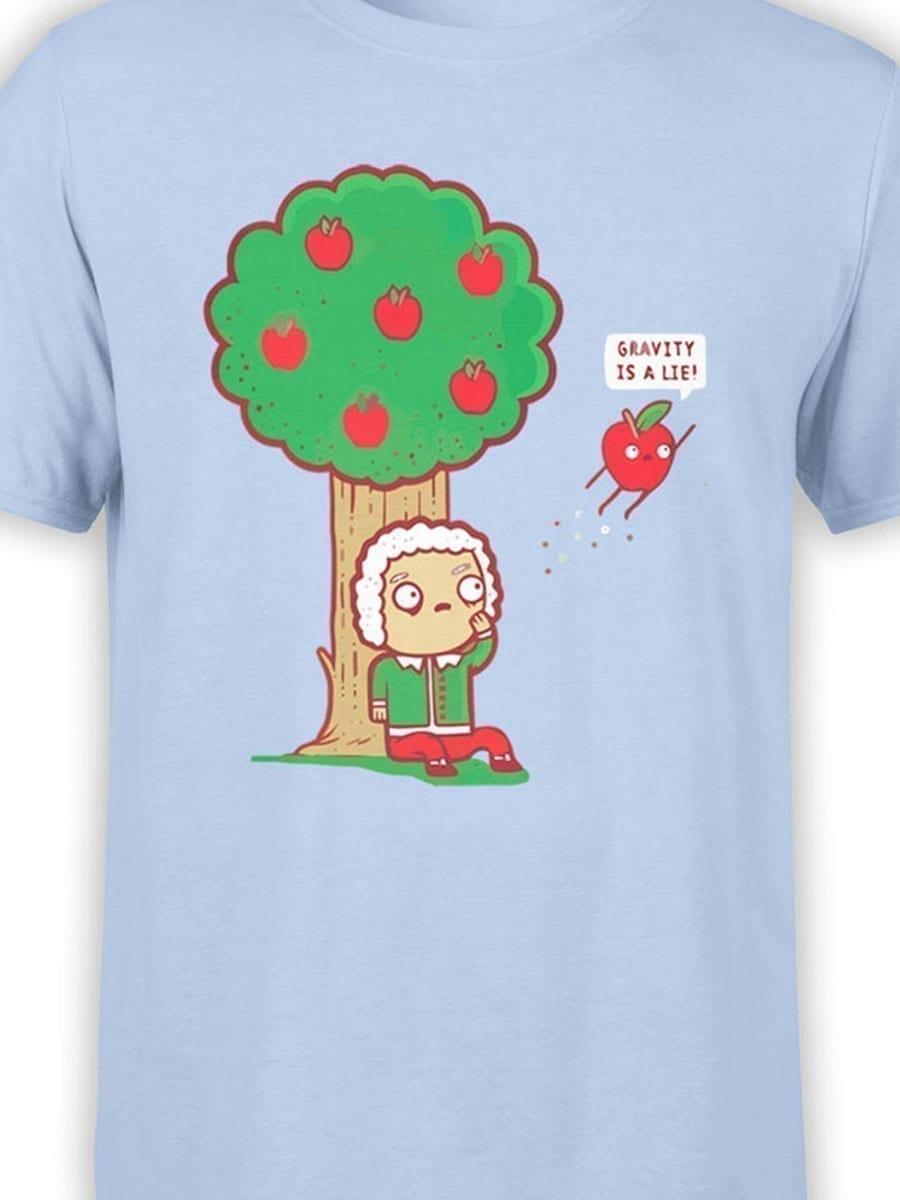 2044 Gravity T Shirt Front Color