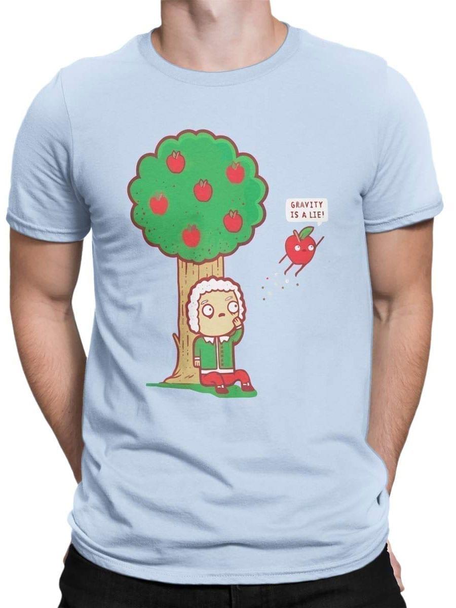 2044 Gravity T Shirt Front Man