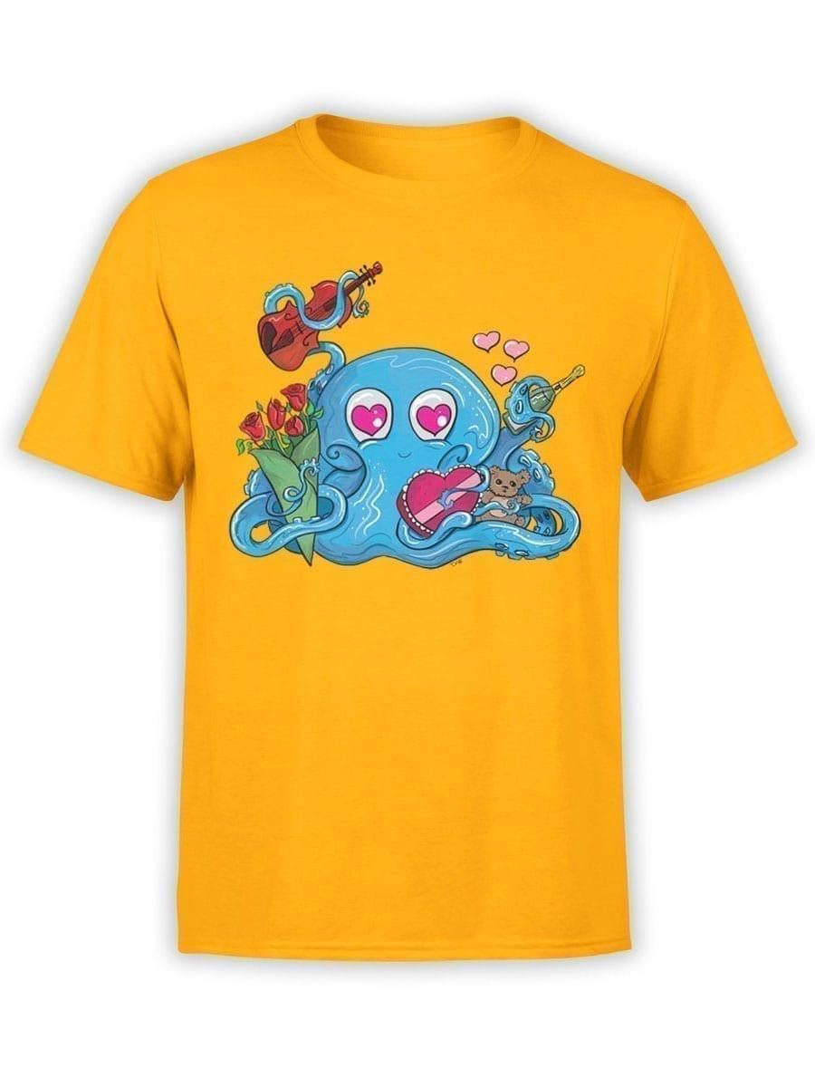 2048 Romantopus T Shirt Front
