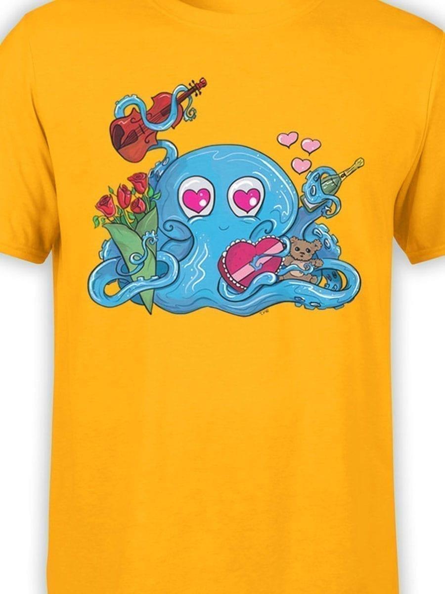 2048 Romantopus T Shirt Front Color