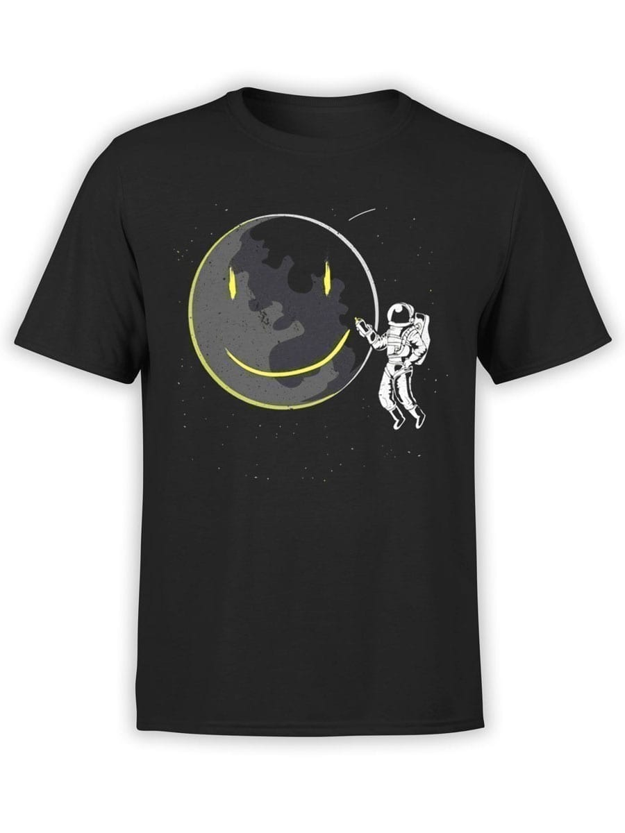 2049 Cosmo Smile T Shirt Front