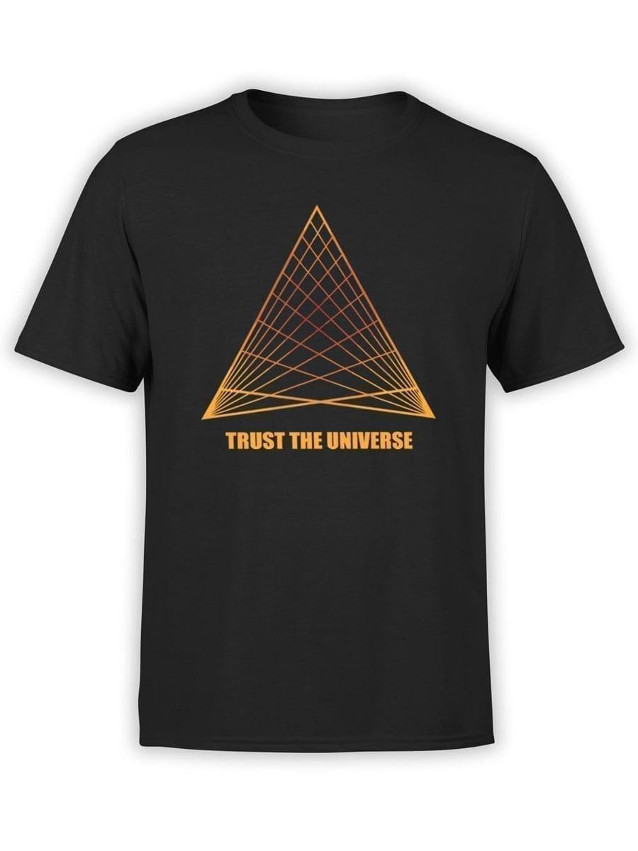 2050 Universe T Shirt Front