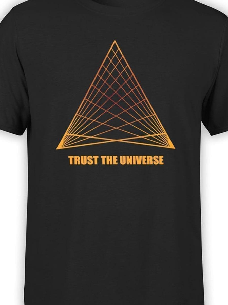 2050 Universe T Shirt Front Color