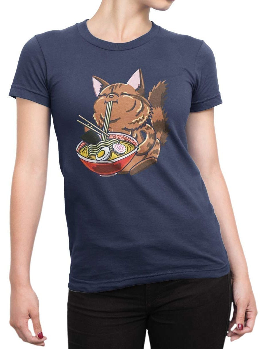 2051 Sushi Lover T Shirt Front Woman