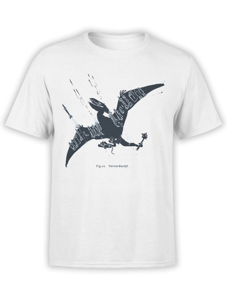 2052 PteroTerro T Shirt Front