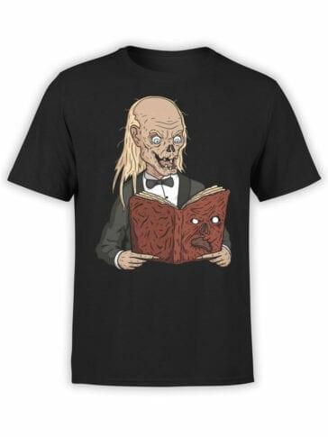 2057 Book T Shirt Front
