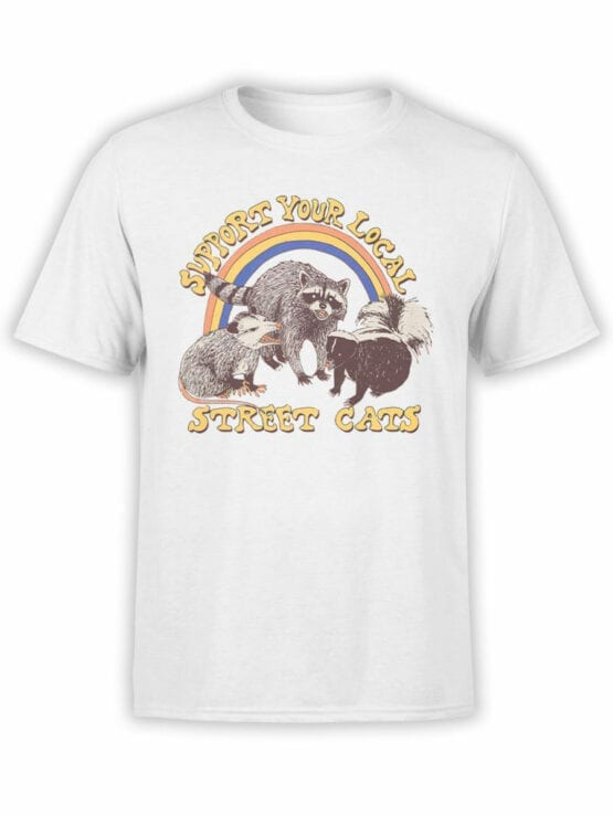 2058 Support T Shirt Front