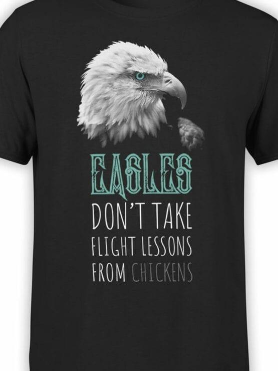 2059 Eagle T Shirt Front Color
