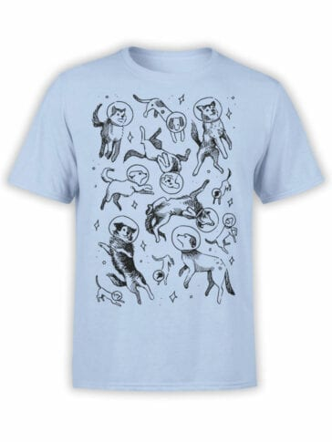 2060 Cosmo Dogs T Shirt Front