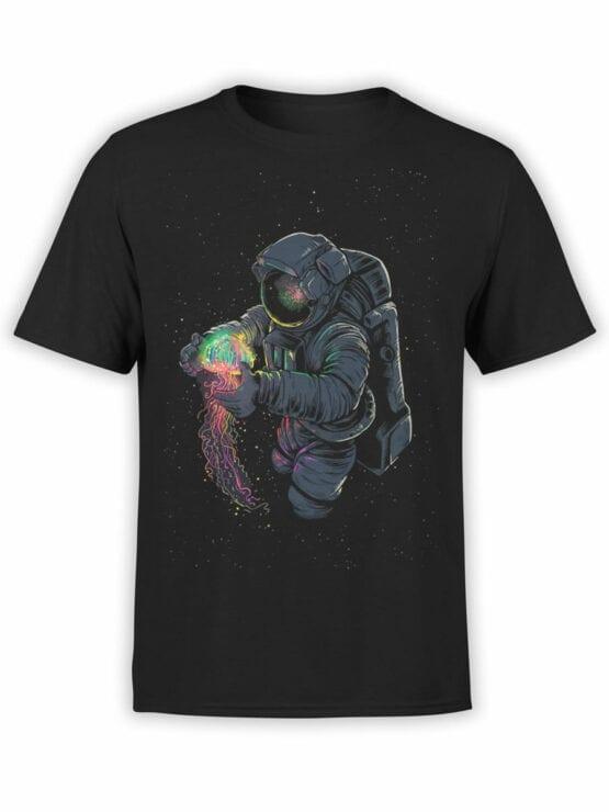2067 Cosmomedusa T Shirt Front