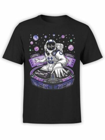 2069 AstroDJ T Shirt Front