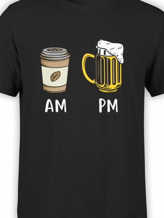 2075 Beverages T Shirt Front Color