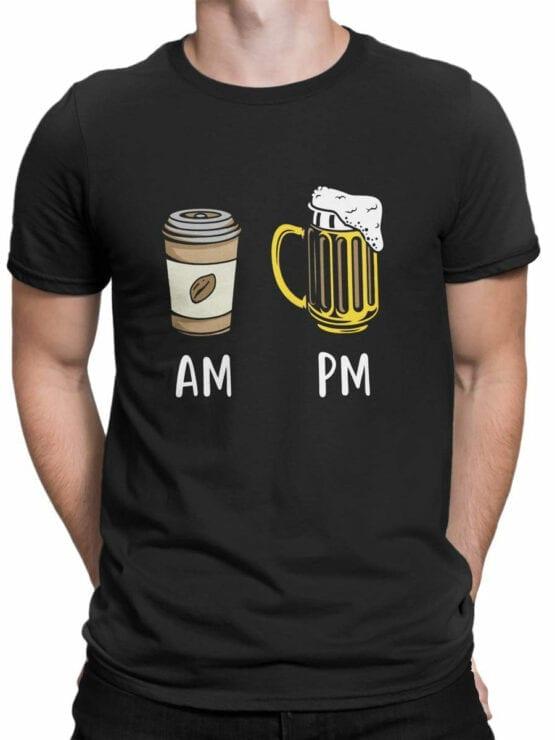 2075 Beverages T Shirt Front Man
