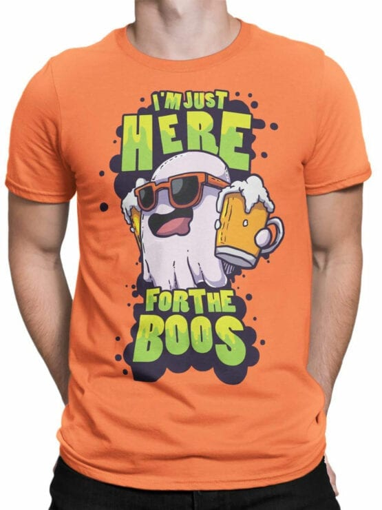 2079 Boos T Shirt Front Man