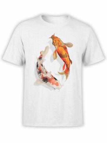 2083 Fish T Shirt Front