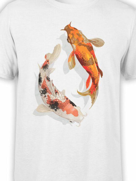 2083 Fish T Shirt Front Color