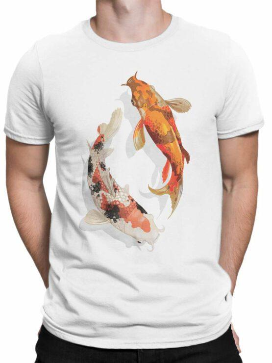 2083 Fish T Shirt Front Man