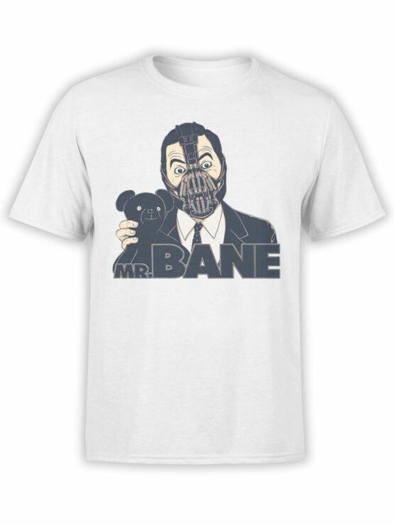 2084 Bane T Shirt Front