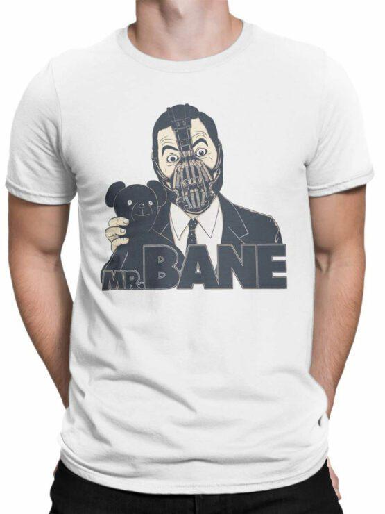 2084 Bane T Shirt Front Man