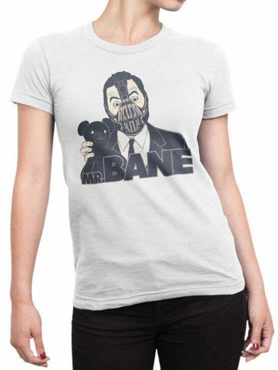 2084 Bane T Shirt Front Woman