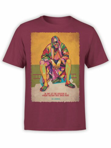 2085 Inner Peace T Shirt copy Front